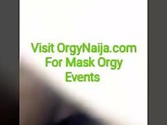 Mask Orgy Party